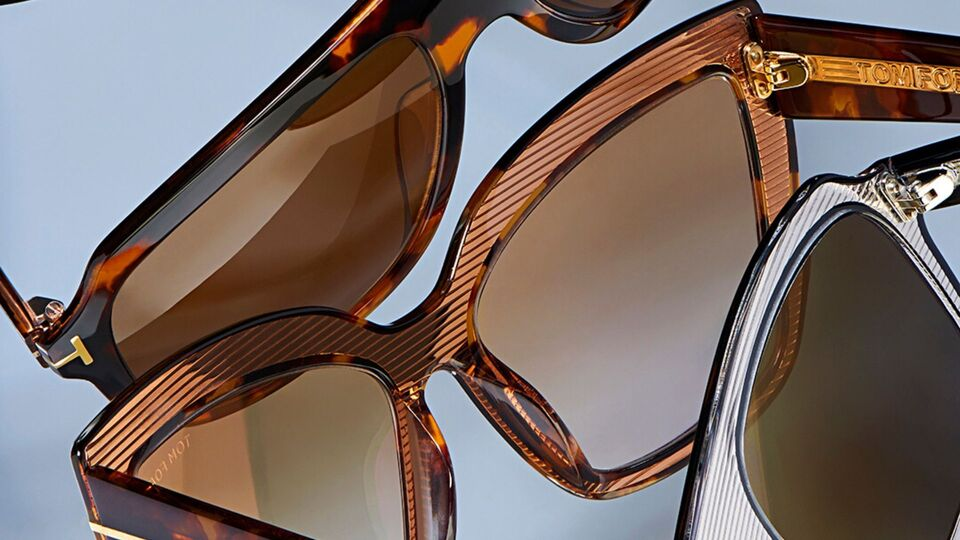 Discover Tom Ford's Exclusive Limited Edition Eyewear Collection: Made In Japan