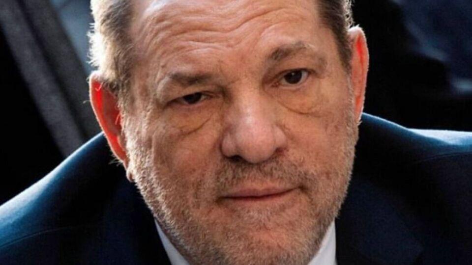 Harvey Weinstein Tests Positive For Coronavirus In Prison