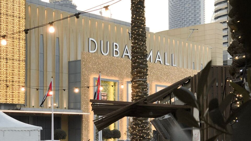 UAE Shopping Malls To Shut Doors For Two Weeks