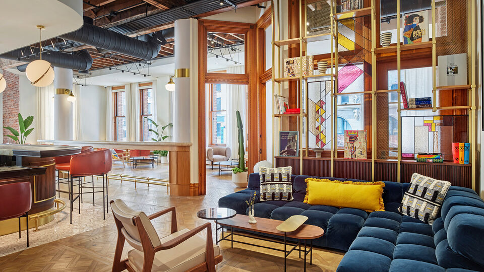 Cultural Space NeueHouse Launches Third Branch In Downtown LA