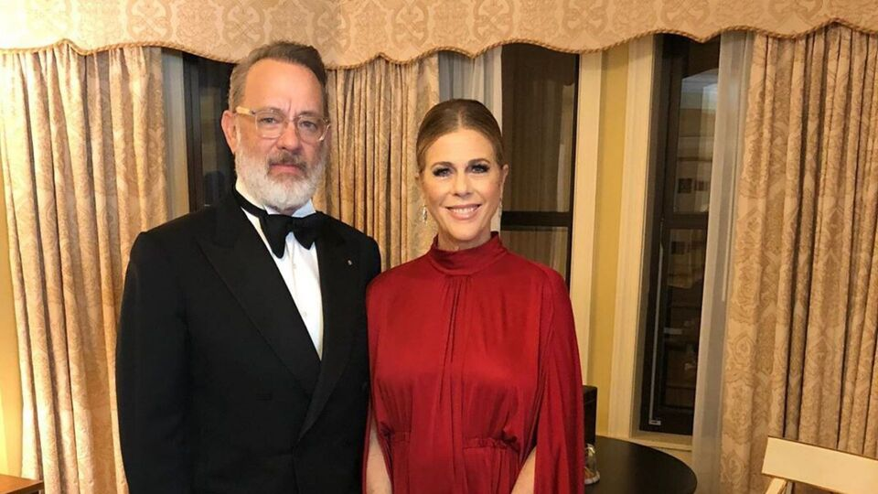 Rita Wilson And Tom Hanks Spread Positivity As The World Battles COVID-19