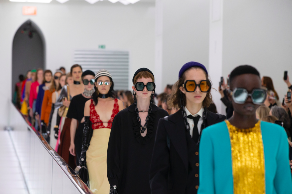 Gucci Supports Crowdfunding Campaigns In The Fight Against Coronavirus