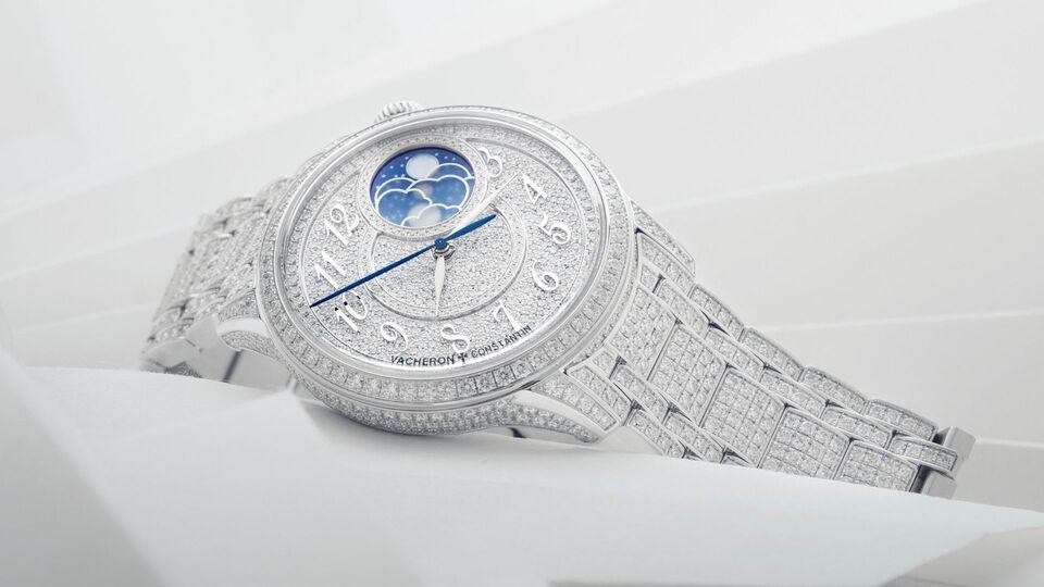 A New World Of Diamond-Studded Femininity With Vacheron Constantin