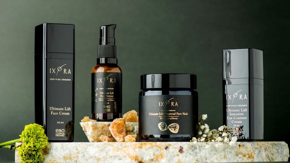 Natural Beauty Is Only A Click Away With Ixora's New Organic Skincare