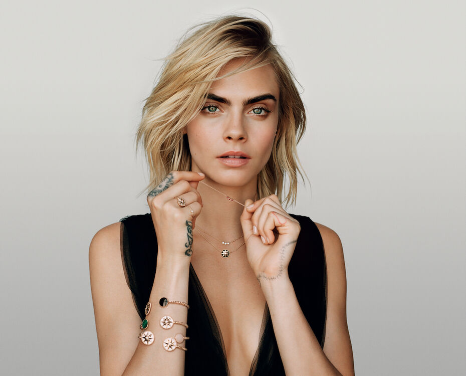Exclusive: Cara Delevingne Has A Secret She Will Only Share With Dior Joaillerie