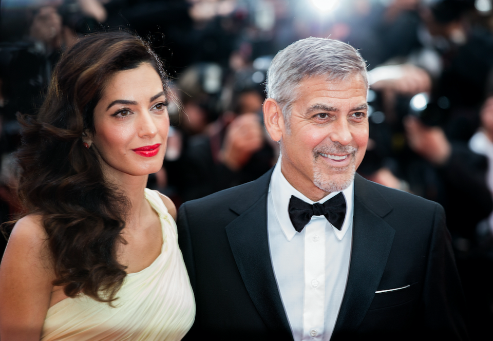 George and Amal Clooney Donate More Than $1 Million To Coronavirus Relief Fund