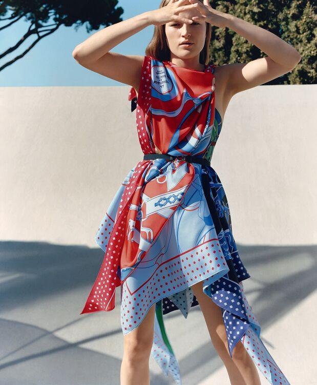 Hermès is Now Delivering To Your Door in Dubai