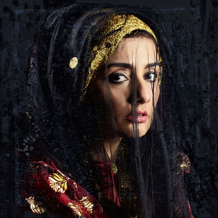 Saudi Artist Fatimah Al Nemer Discusses Her New Works