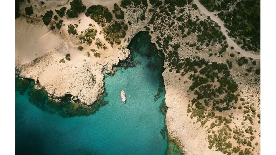 Escape   Cyprus: In The Footsteps Of A Goddess