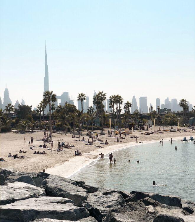 La Mer, City Walk, Kite Beach and Other Dubai Hotspots Have Reopened