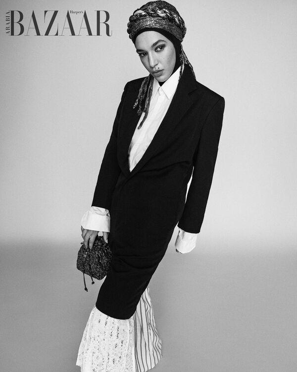 The New Modest | Harper's Bazaar Arabia May 2020