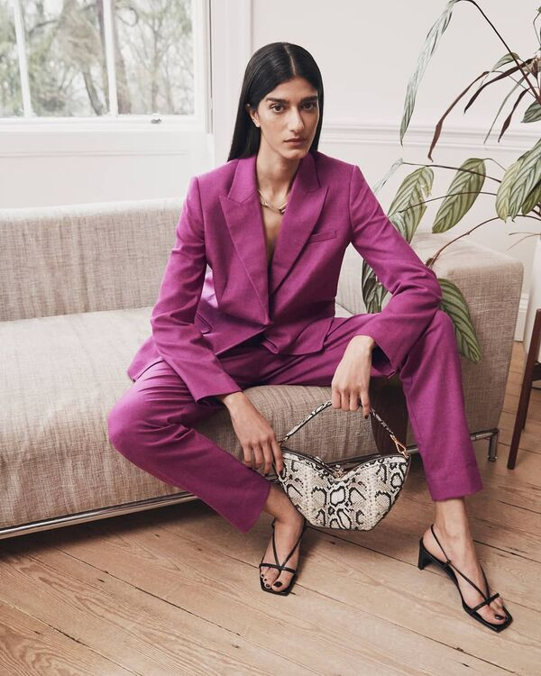 Net-A-Porter is Back in Action Again