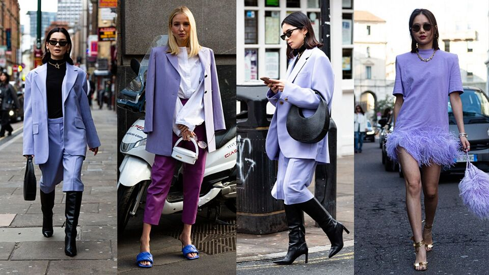Fields of Lavender: Your Colour Of The Season