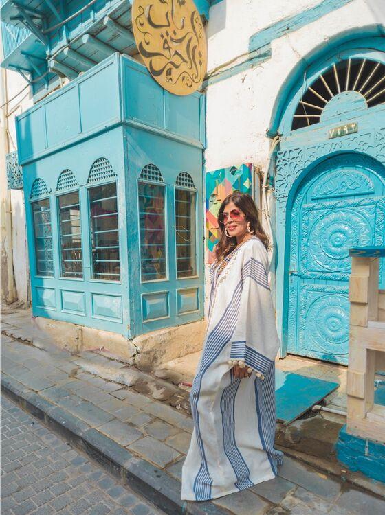 Meet The Women Under The Abayas: Noha Sindi