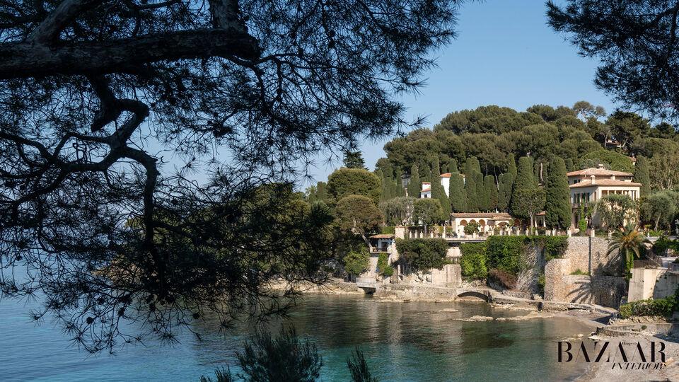 Exclusive: Inside Villa Cuccia-Noya In The South Of France