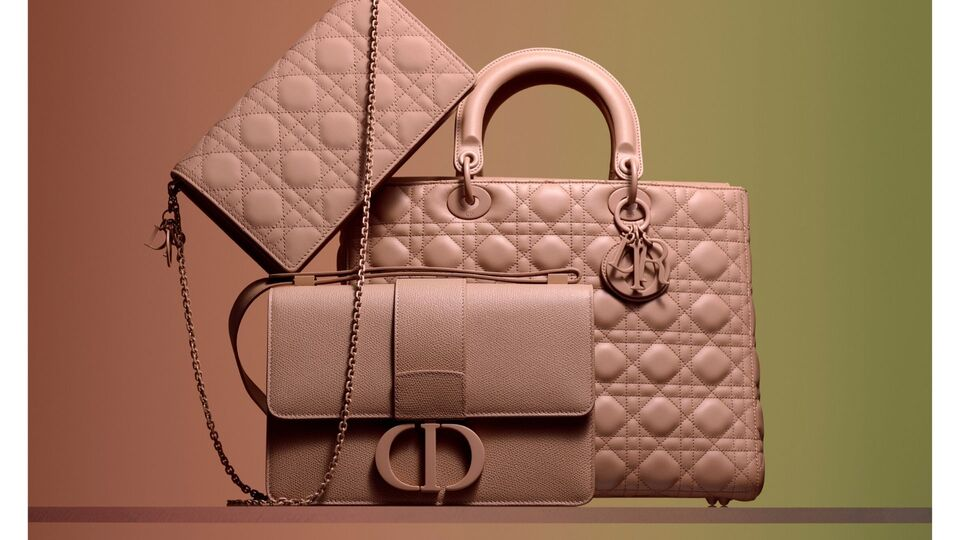A Vision In Matte: Dior's Modern Take On Its Signature Pieces