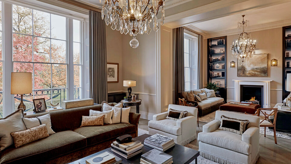 Why This Revamped Townhouse In London Is Timeless