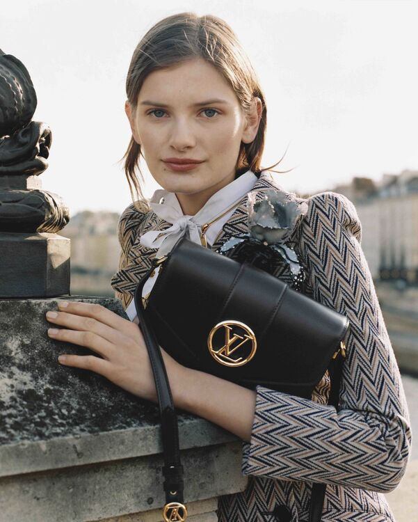 The Next It-Bag: Introducing The LV Pont 9