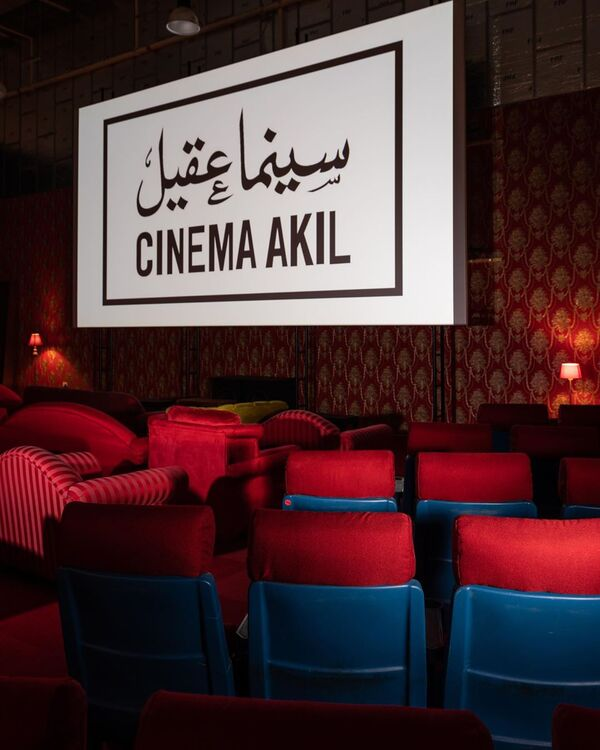 Cinema Akil To Reopen This Friday