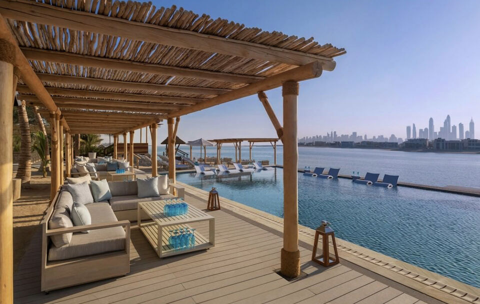 This Iconic Dubai Resort Will Reopen Its Swimming Pools Tomorrow