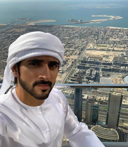 Sheikh Hamdan Honours UAE Frontline 'Heroes' In A Very Special Way