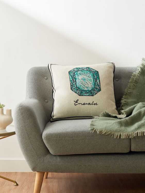 MATCHESFASHION Launches Medieval Art Inspired Cushion Collection
