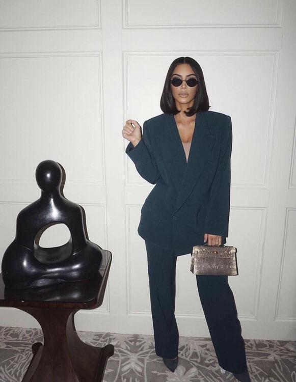 Kim Kardashian West Is Launching A Podcast With Spotify