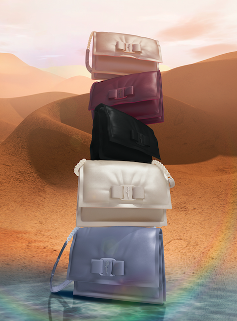 Viva Bow: Salvatore Ferragamo's Newest Bag Exudes Timeless Elegance