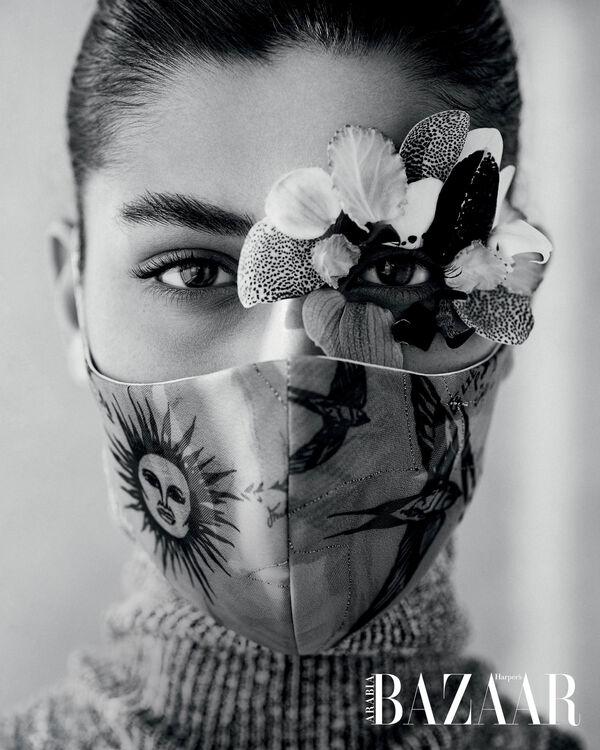 About Face: Defining The New Wardrobe Staple | Harper's Bazaar Arabia Summer 2020 Issue