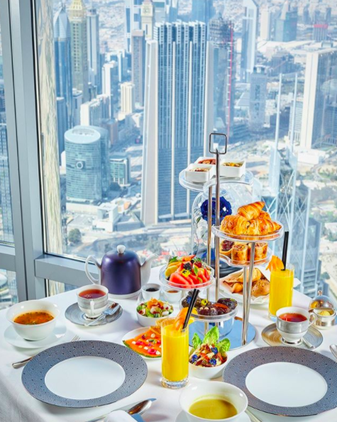 One of The Tallest Restaurants In Dubai Will Reopen Its Doors This Weekend