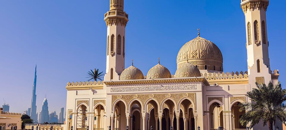 Mosques and Places of Worship To Start Reopening Tomorrow In The UAE