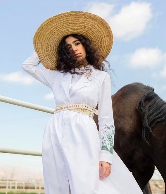 Lebanese Designer Salim Azzam On Preserving Tradition Within His Designs