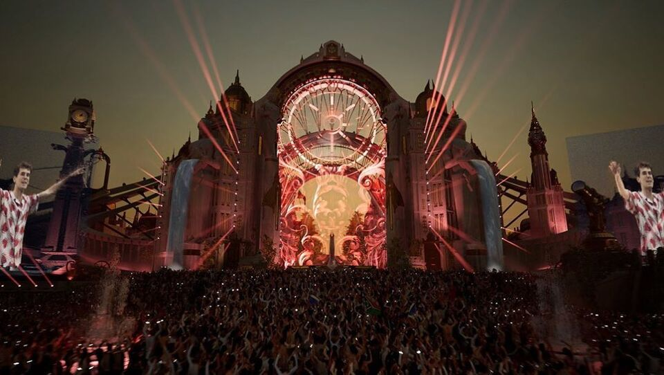 Tomorrowland is Back This Weekend