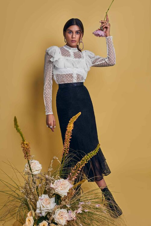Whimsical Dreams: A Closer Look At The Sandra Mansour x H&M Collection