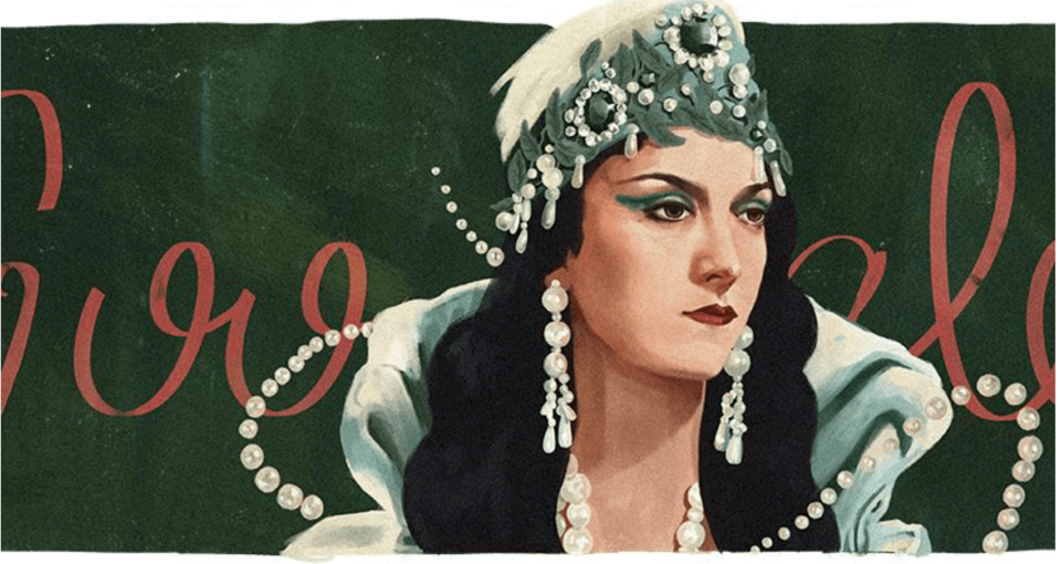 Who is Bahiga Hafez? And Why Is She Today's Google Doodle?