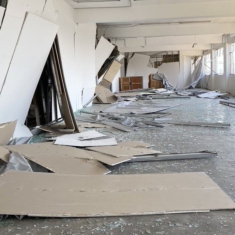 Beirut's Art Scene Devastated By Explosion