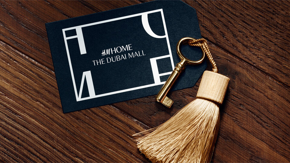 H&M HOME Concept Store To Launch At Dubai Mall