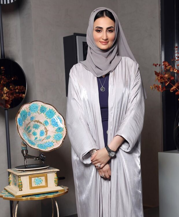Fatma Al Hashimi Talks Empowerment And Expression On Emirati Women's Day