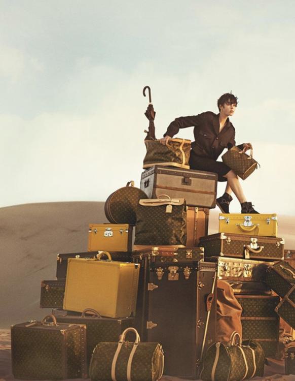Louis Vuitton Launches E-Commerce In Saudi Arabia