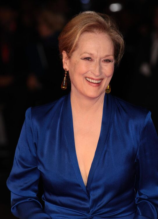 Meryl Streep Donates To KAFA Lebanon, In Support Of Women Affected By The Beirut Explosion