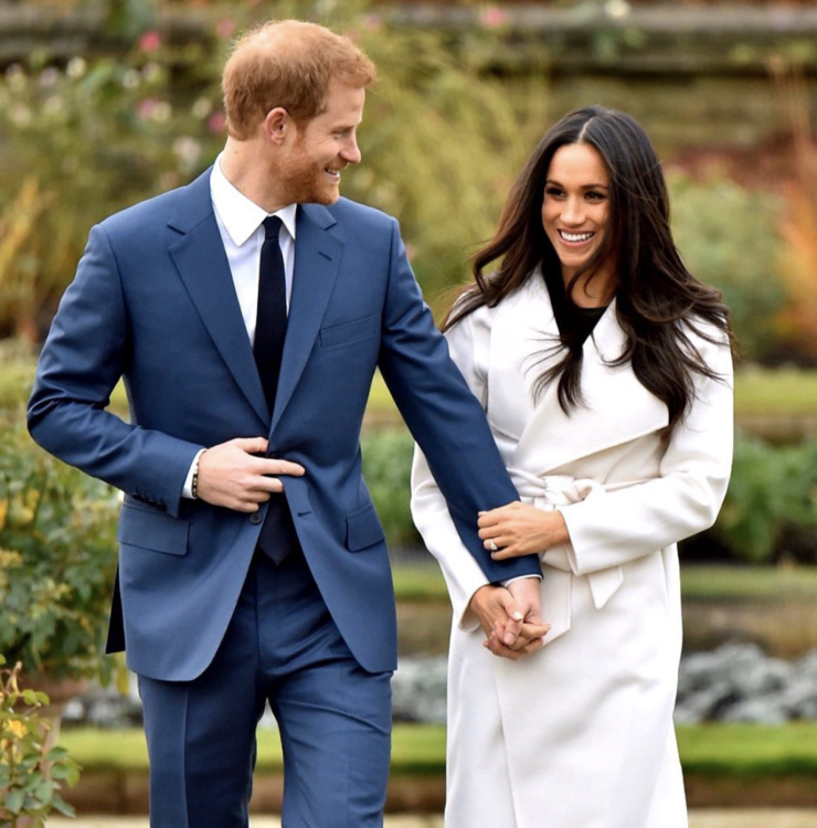 Prince Harry And Meghan Markle Just Signed A Massive Deal With Netflix
