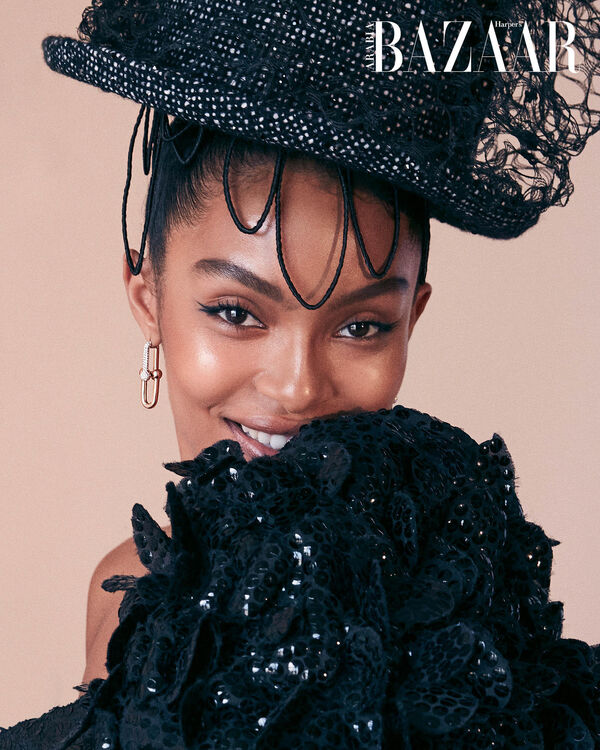 Yara Shahidi On Her Family And Multicultural Upbringing