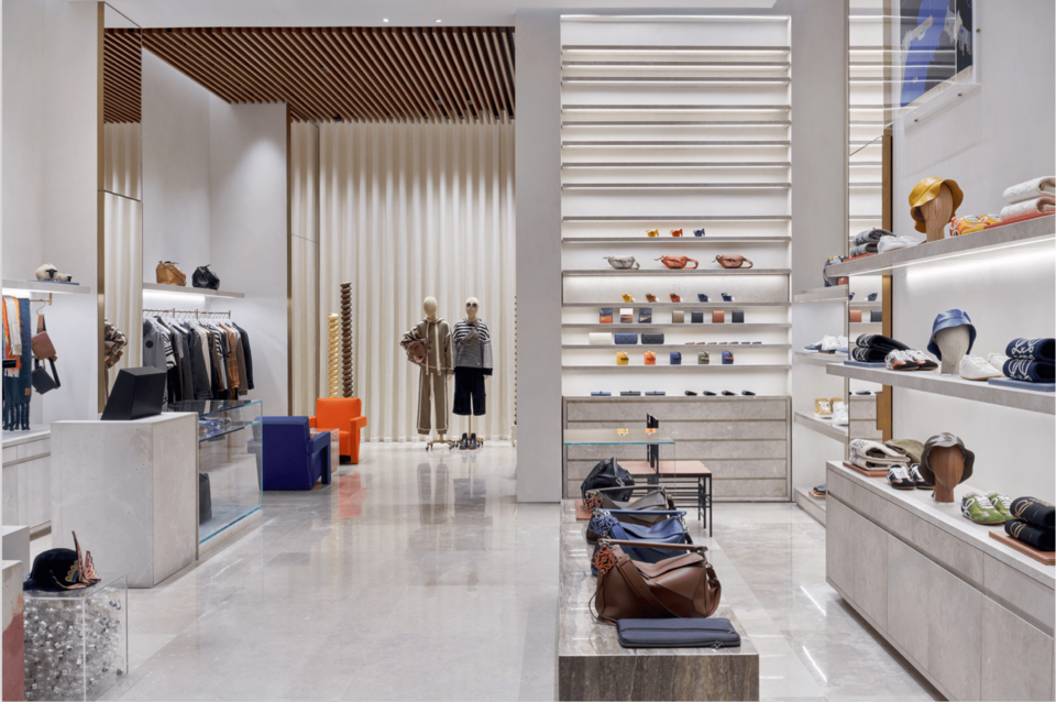 Loewe Opens A Second Store In Dubai Mall – And It's Absolutely Gorgeous
