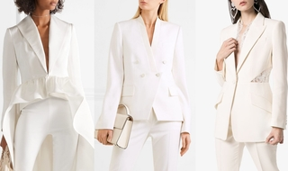 Editor's Picks: 9 Of The Best Bridal-Worthy Suits For Unconventional Princesses