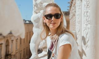 Here's What Happened When Chiara Ferragni Spent A Day Out In Puglia...