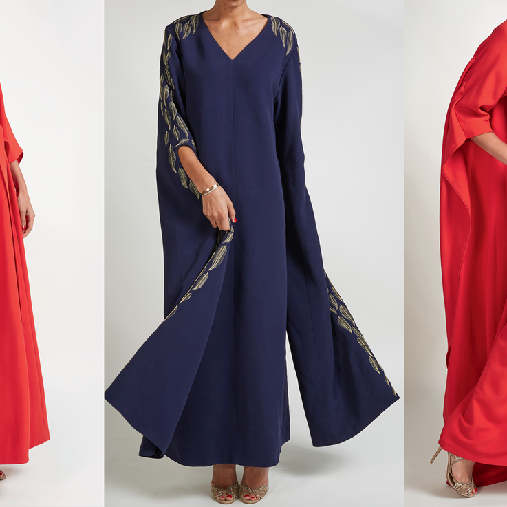 Power Dressing: Afghan/British designer Osman Yousefzada Launches Exclusive Ramadan Collection