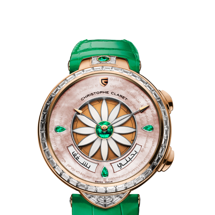 Christophe Claret Launches Two New Timepieces Exclusively For The Middle East