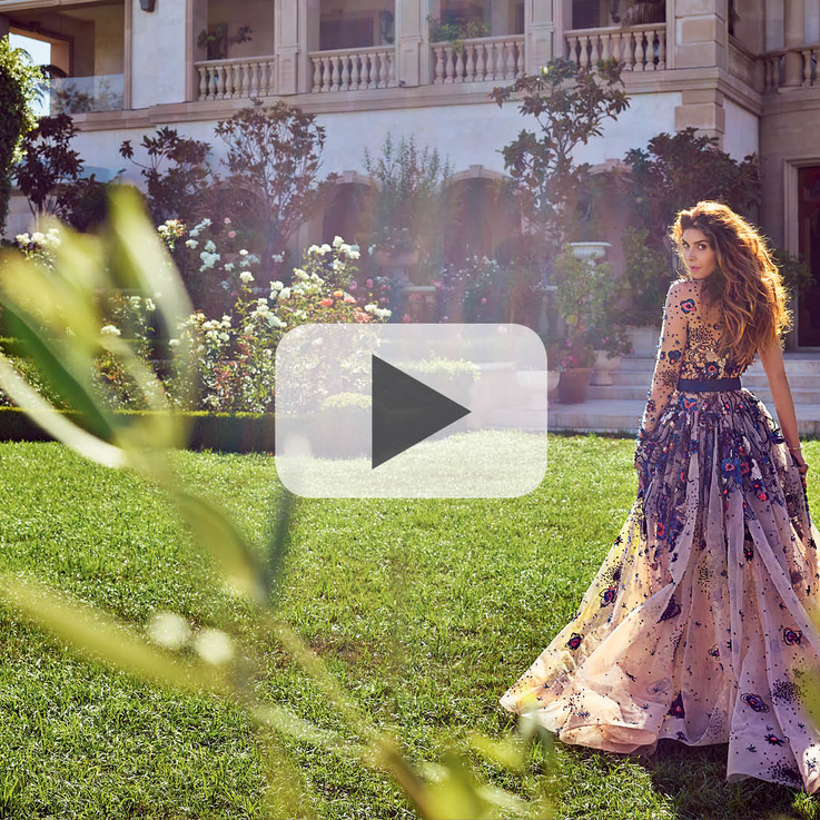Watch Now: Behind-The-Scenes On Our Interiors Cover Shoot With Mohamed Hadid & Shiva Safai