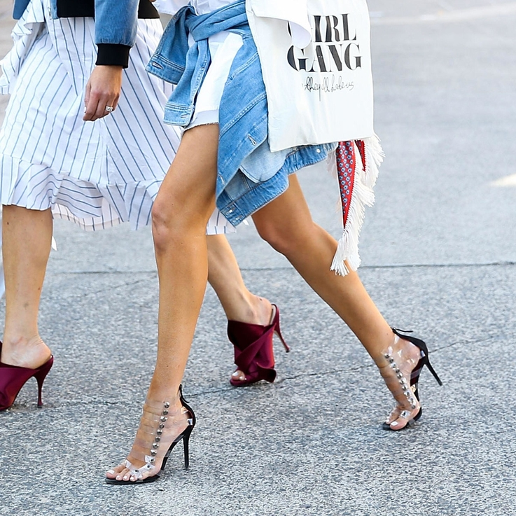 Your Must-Have Statement Holiday Heels