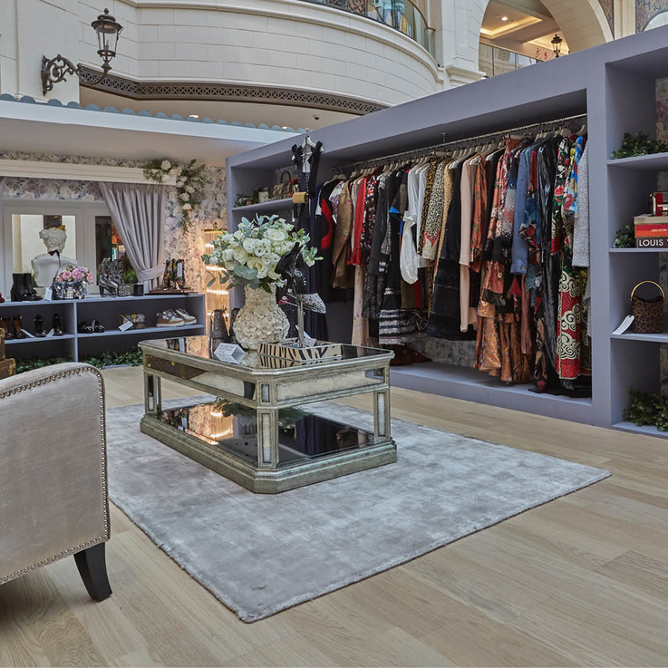 House Of Bazaar 2016: Your VIP Tour Of Every Room